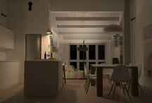 Progetto ristrutturazione Squillace lido / Abitazione privata progetto di arredo e realizzazione di un secondo bagno