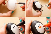 Egg decorations
