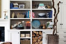 Rooms - Mudrooms, Nooks, Hallways, and accents / by Heather Michalowski