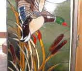 duck stainglass patterns