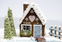gingerbread creations / food or decor?!?!
