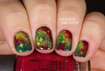 Nails - Galaxy