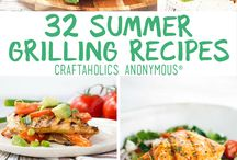 Summer Recipes / Summer Recipes + Grilling Recipes