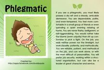 Phlegmatic / Water temperament