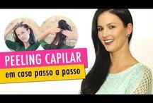 Cuidados capilares • Hair care