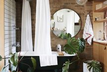 Vackra badrum / Beautiful bathrooms