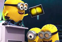Minions are hilarious / Minions
