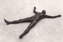 Antony Gormley / British contemporary sculptor