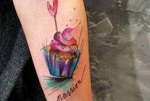 słodki tatoo