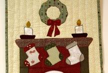 Christmas----I spy Quilt