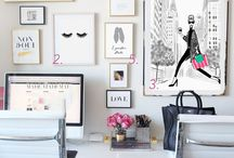 girl boss walls