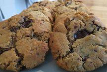 Low FODMAP cookies / Low FODMAP and gluten free cookies