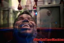 """Hot Tub Time Machine 2 / When Lou (Rob Corddry), who has become the """"father of the Internet,"""" is shot by an unknown assailant, Jacob (Clark Duke) and Nick (Craig Robinson) fire up the time machine again to save their friend..  http://hottubmovie.tumblr.com/ / by Paramount Pictures"""