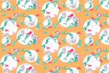Fabric Design, tutorials and inspiration