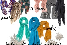 Scarves / by Steph Zimmerman