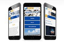 AKSEM / Kurumsal Responsive Mobil Uyumlu Web Sitesi Tasarımı & Yazılımı