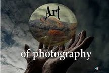The art of photography.