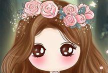 Cute Girl ❣