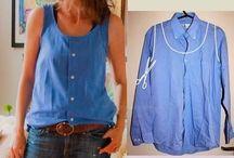 eski gömlek değerlendirme