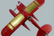 Aircraft Models / Aircraft in resin & photoetched parts. Available in kit or built up. Creation Profil 24 models.