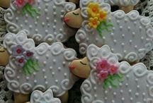 πασχα μπισκότα