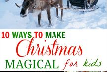 Christmas / Making Christmas Magical! / by Utah Deal Diva