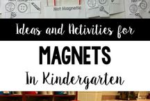 Teaching magnets