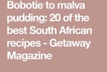 getaway recipes