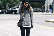 WEAR: Travel - Cold Weather