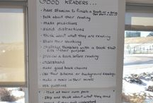 Reading Workshop Ideas and Charts
