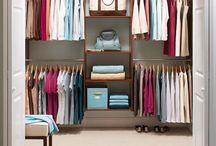 Closet Spaces / Small Closet Space Designs