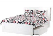 Slaapkamer / Inspiratie voor nieuwe slaapkamer