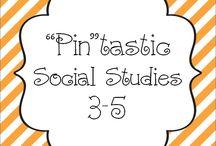 """""""Pin""""tastic Social Studies 3-5 / Pin your Social Studies 3-5 pins here"""
