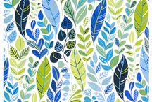 Textile Design / Textile designs that inspire me, delight me and warm the cockles of my heart.