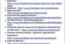 Dyslexia help & info