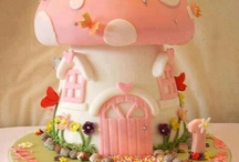 Large Cupcake Cake Idea's