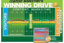 Content Marketing / We've got the skinny on content marketing right here!