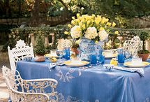 Outdoor dining / by Patty Goethals