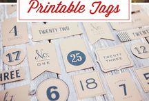 Printables / Free things to print!