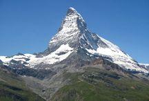 The Matterhorn / Beautiful mountain in Switzerland (little tribute to my uncle ..)