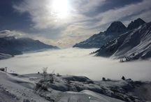 Winter Wonderlands