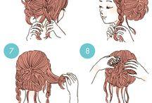 szilveszteri haj