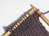 Knit, woman, Knit! / Learn how to knit....