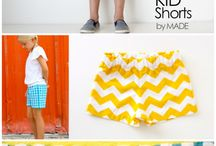 Project: Sew Patterns Kids