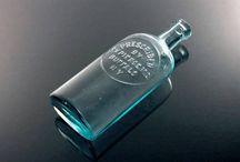 Bottles Antique and Vintage