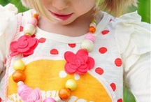 products {non-toxic jewelry for kids} / Kids' jewelry is often filled with dangerous heavy metals and other toxins. Avoid cheap trinkets and choose safe, handmade and well-made jewelry for your children.