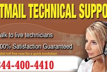 Microsoft Hotmail Support Phone Number 1-844-400-4410