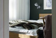 Woodland bedroom