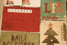 December Daily / by Stephanie Doty