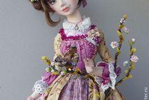 |авторские куклы